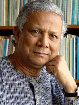 Prof. Muhammad Yunus NSB