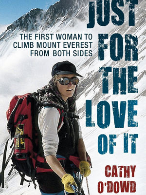 Just for the Love of It by Cathy O'Dowd