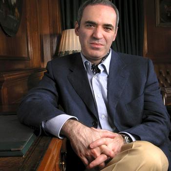 Garry Kasparov NSB