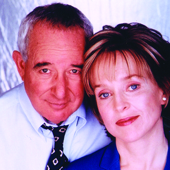 Jill Eikenberry and Michael Tucker