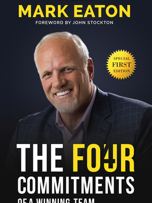 The Four Commitments by Mark Eaton