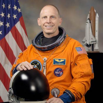 Clayton Anderson, Astronauts & Aviation