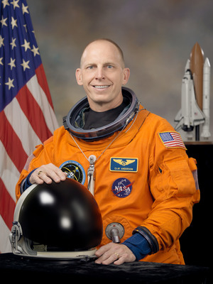 Clayton Anderson, Astronauts & Aviation speakers