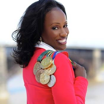 Jackie Joyner-Kersee, Athlete NSB, Top 10 Boy's & Girl's Club, athletes, overcoming adversity, olympians, Motivation, inspiration, empowerment, Physical Fitness, disabilities, University Athletes
