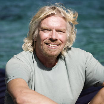 Richard Branson, Celebrity Appearances
