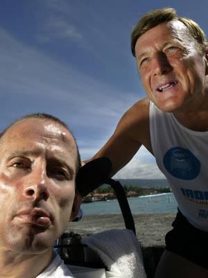 Dick Hoyt, Endurance, Athlete, Disabilities inspiration, overcome, fitness, running, teamwork, motiation, NSB