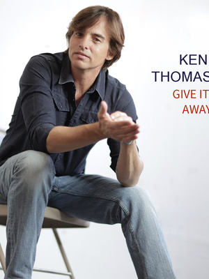 CD: Give It Away by Keni Thomas