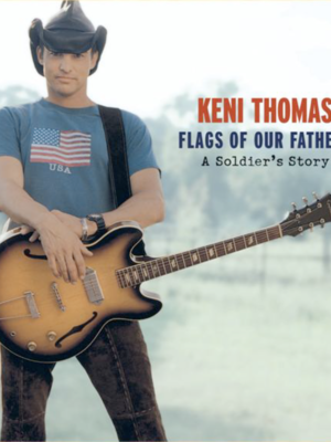Flags Of Our Fathers: A Soldier's Story  by Keni Thomas