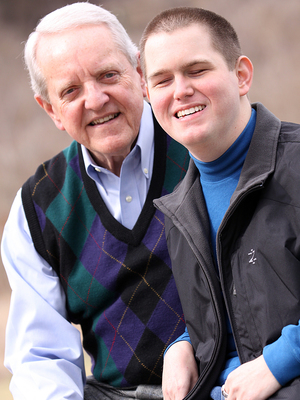 HK Derryberry & Jim Bradford, Inspiration, Motivational, Disabilities, Healthcare, Nashville Healthcare blind, disability, ADA, Cerebral palsy, memory