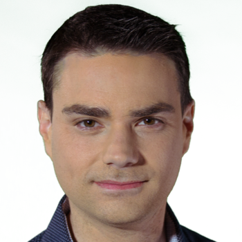 Ben Shapiro, Government & Politics Broadcast & Print Media, politics, Bestselling Authors, faith & freedom, pro-life, Top 10 Jewish, Exclusive Premiere, Government & Politics, Journalists, University Authors, Opening Assembly & Commencement