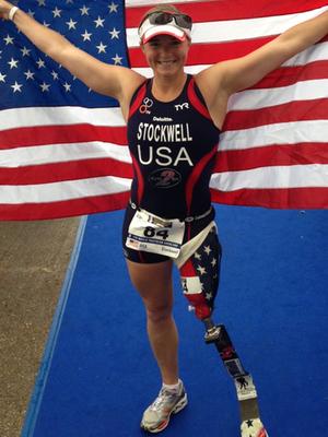 Melissa Stockwell NSB, adversity, teamwork, Motivation, perseverance, personal growth
