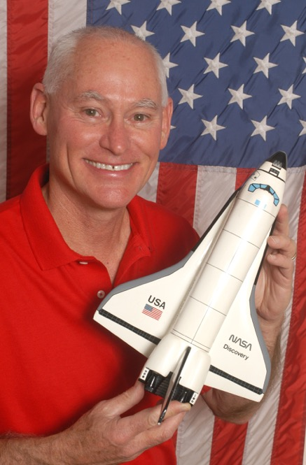 Astronaut Mike Mullane – Countdown to Safety