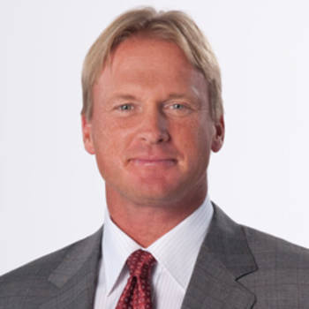 Jon Gruden football, big fish, NSB