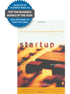 Startup by Jerry Kaplan