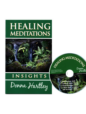 Meditation CD and Workbook by Donna Hartley