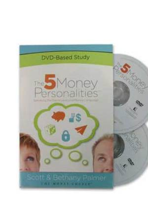 The 5 Money Personalities DVD Study by The Money Couple