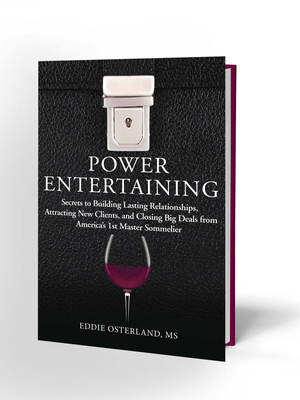 Power is Entertaining by Eddie Osterland