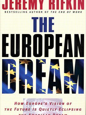 European Dream by Jeremy Rifkin