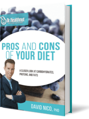 Pros and Cons of Your Diet by David Nico
