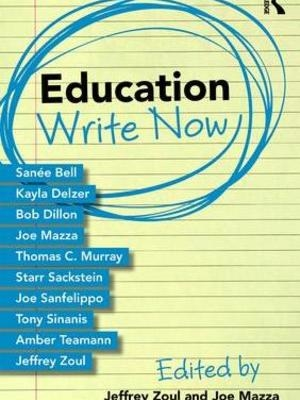 Education Write Now by Kayla Delzer