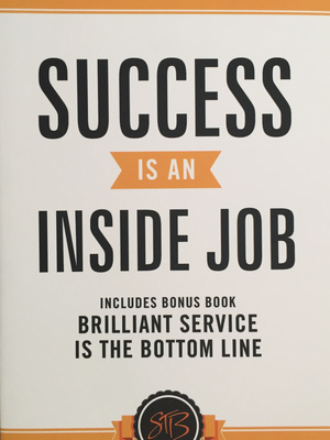 Success is an Inside Job by Simon T. Bailey
