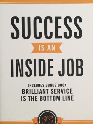Success is an Inside Job by Simon T. Bailey
