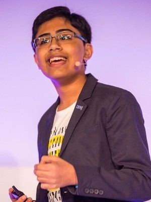 Tanmay Bakshi, International, International Speaker, Youth Speaker, Artificial Intelligence, Bio Technology, Cybersecurity STEM, technology, AI, articificial intelligence, healthcare