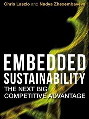 Embedded Sustainability by Dr. Nadya Zhexembayeva