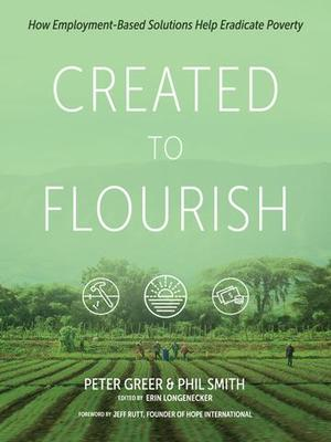 Created To Flourish by Peter Greer