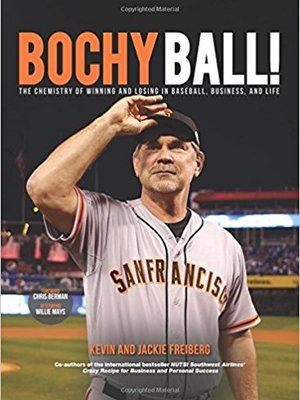 Bochy Ball! by Dr. Kevin Freiberg