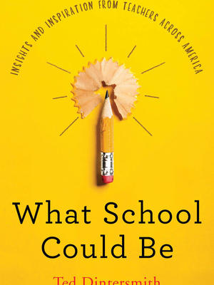 What School Could Be: Insights and Inspiration from Teachers Across America by Ted Dintersmith