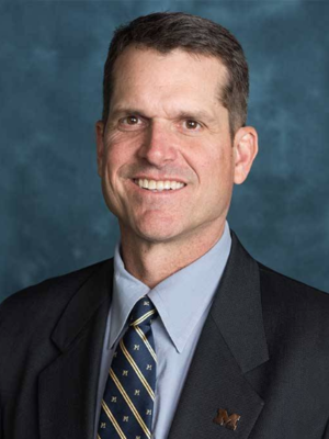 Jim Harbaugh football, Coach, innovation, leadership, teamwork, sports