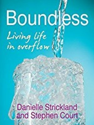 Boundless by Danielle Strickland