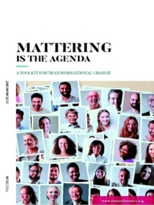 Mattering is the Agenda by Angela Maiers