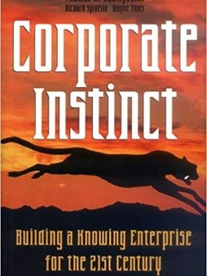 Corporate Instinct by Tom Koulopoulos