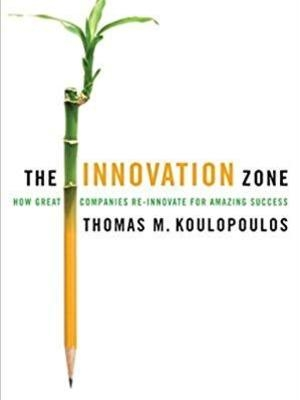 The Innovation Zone by Tom Koulopoulos