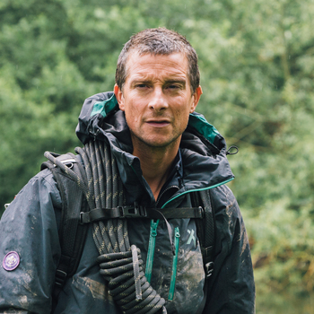 Bear Grylls, College & University, Entertainment, Adventurers, Environment NSB