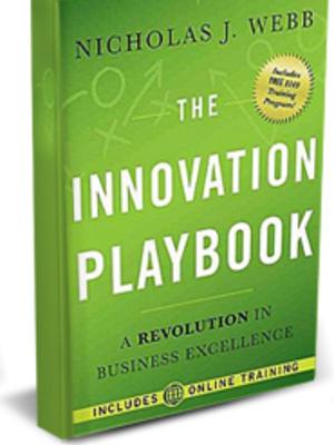 Innovation Playbook by Nick Webb