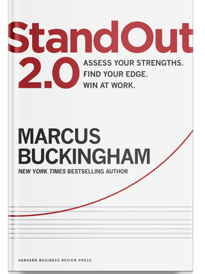 Stand Out 2.0 by Marcus Buckingham