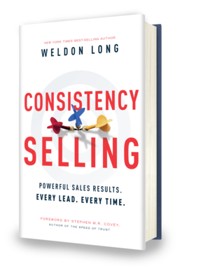 Consistency Selling by Weldon Long