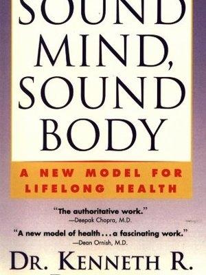Sound Mind by Dr. Kenneth R. Pelletier