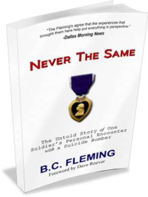 Never The Same by Brian Fleming