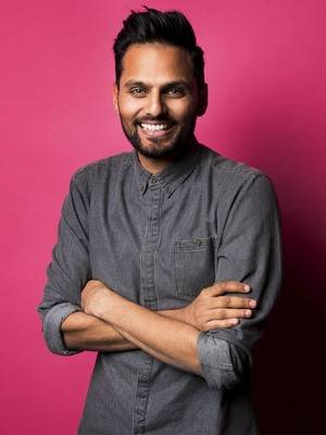 Jay Shetty, Creativity & Innovation, NSB huffington post, international, innovation, media, social media, minority
