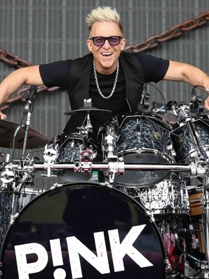 Mark Schulman drummer, drums, percussion, cher, pink, P!nk, music, NSB