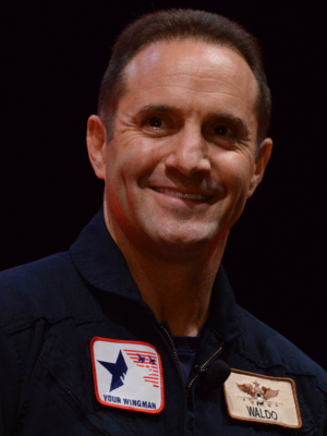 Waldo Waldman, Astronauts & Aviation speakers