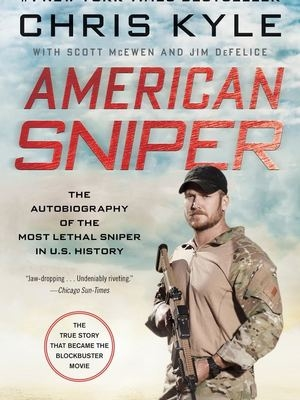 American Sniper by Taya Kyle