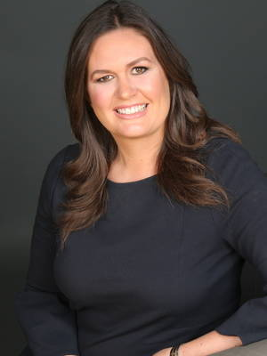 Sarah Huckabee Sanders, Pro-Life, Political Trump, Donald Trump, President Trump, Government, Government & Politics, spokeswoman, First Woman, female leaders, Female Motivational, first female, women leadership, women's empowerment