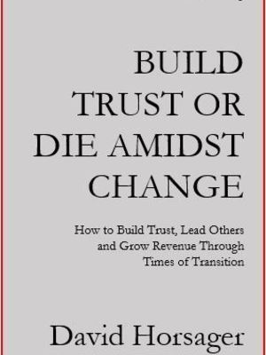 Build Trust by David Horsager