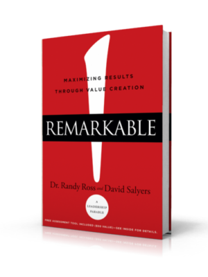 Remarkable! by Dr. Randy Ross