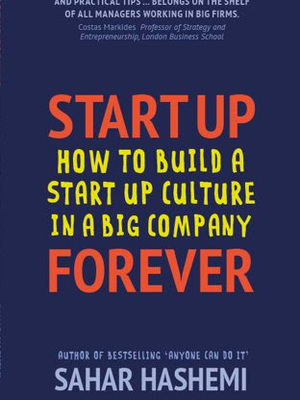 Startup Forever by Sahar Hashemi